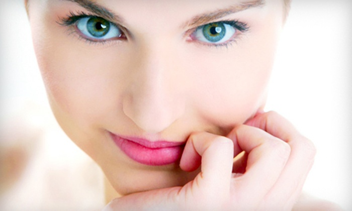 Chic Lash Boutique - Raynolds Addition: 40-Minute Mini Facial or 60-Minute Facial at Chic Lash Boutique (Up to 66% Off)