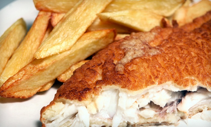 Captain D's Seafood - Tallahassee: Seafood Dinner with Appetizer and Entrees for Two or Four at Captain D's Seafood