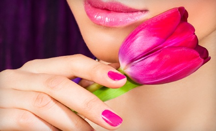 Gel Manicure Package (a $35 total value) - Becky at The Beauty Lounge at Magnolia in Cranston