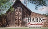 Harn Homestead - Lincoln Terrace: $5 for Two General Admission Passes to Harn Homestead