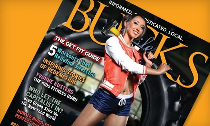 """Bucks Life"" Magazine - Multiple Locations: $7 for One-Year Magazine Subscription to ""Bucks Life"" ($14.95 Value)"