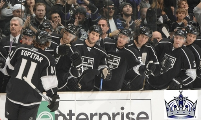 AEG - LA Kings - Multiple Locations: Ticket to LA Kings Game on December 9 or 23. Choose from Multiple Seating Options.