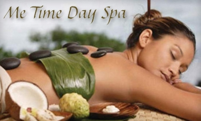 Me Time Day Spa Holistic Skincare & Wellness Center - New Orleans: $50 for $100 Toward Massages, Facials, and Foot Treatments at Me Time Day Spa
