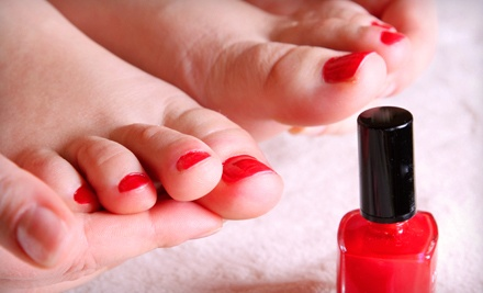 1 Shellac Manicure (a $35 value) - BeautyMuse Esthetics at Salon Z Studios in Omaha