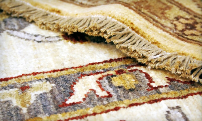 MicroSeal Boston - Davis Square: $50 for $100 Worth of Oriental-Rug Cleaning Services and Fabric Protection Treatments from MicroSeal Boston