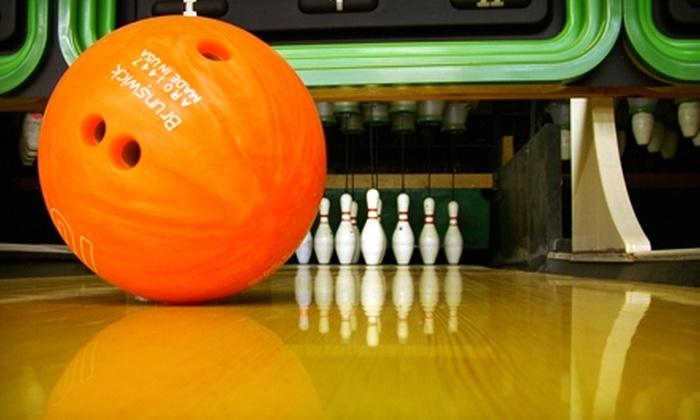 Glen Burnie Bowling - Glen Burnie: $24 for Two Hours of Duckpin Bowling, Shoe Rental for Six, Nachos, and Pepsi at Glen Burnie Bowling ($49.95 Value)