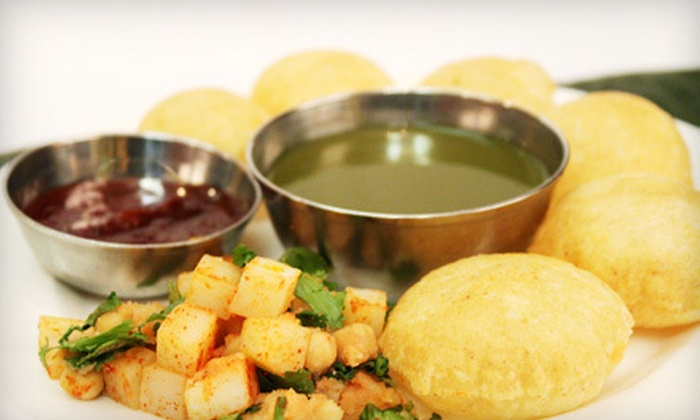 Chutney Swamy - Erin Mills: $15 for $30 Worth of South Indian Vegetarian Fare at Chutney Swamy in Mississauga