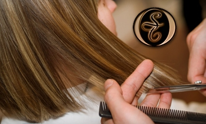 Shear Talent Hair Designers - Peachtree City: $20 for $55 Worth of Waxing and Hair Services at Shear Talent Hair Designers in Peachtree City