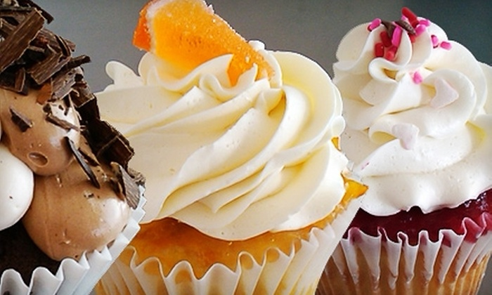 Cakes, Bakes & More - Cape Coral: $8 for a Half-Dozen Gourmet Cupcakes at Cakes, Bakes & More ($16 Value)