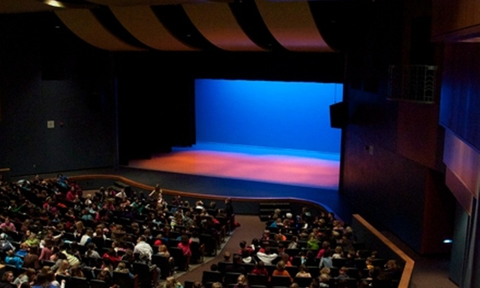 "Corvallis School District Theaters - Multiple Locations: $10 for Two Tickets to ""The Brothers Grimm Spectaculathon"" or ""Three Musketeers"" ($20 Value). 16 Options Available."