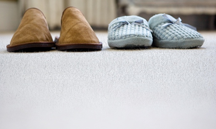 Carpet-Rx of Louisville - West Louisville: $45 for Up to Five Areas of Carpet Cleaning from Carpet-Rx of Louisville ($100 Value)
