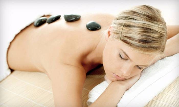 In Motion Massage & Movement Therapy - East Longmeadow: $39 for a 60-Minute Hot-Stone Massage at In Motion Massage & Movement Therapy ($85 Value)