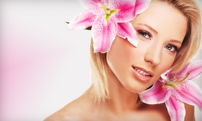 Organic Zen Spa - Rosemead: LED Light-Therapy Facial with Option to Add Two Mini Facials at Organic Zen Spa in San Gabriel