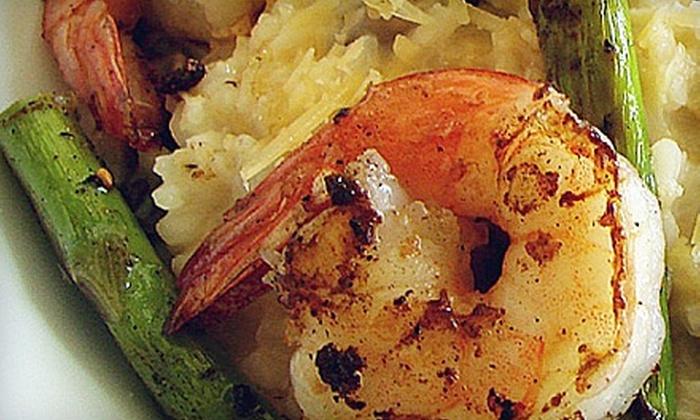 La Tee Da - Allen: $20 for $40 Worth of Italian Cuisine and Wine at La Tee Da