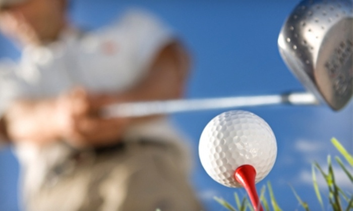 Huron-Clinton Metroparks Golf Courses - Multiple Locations: Golf at Huron-Clinton Metroparks. Eight Options Available.