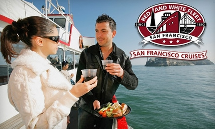 Red and White Fleet - San Francisco: $18 for an Explorer Cruise Around the Bay from Red and White Fleet ($36 Value)