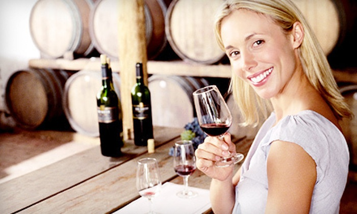 Crown Winery - Humboldt: Winery Experience with Tasting and Tour for Two or Four at Crown Winery in Humboldt (Up to 54% Off)