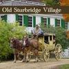 $10 Admission to Old Sturbridge Village