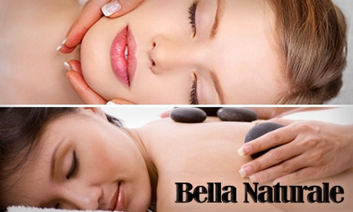 Bella Naturale - Perry: $30 for an Hour-Long Massage or Facial at Bella Naturale