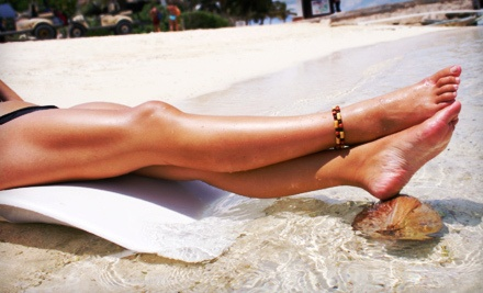 6 Laser Hair-Removal Sessions on a Small Area  - Adora Body Sculpting Clinic in Palm Harbor