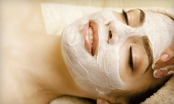 Facials attractions salon groupon for Attractions salon