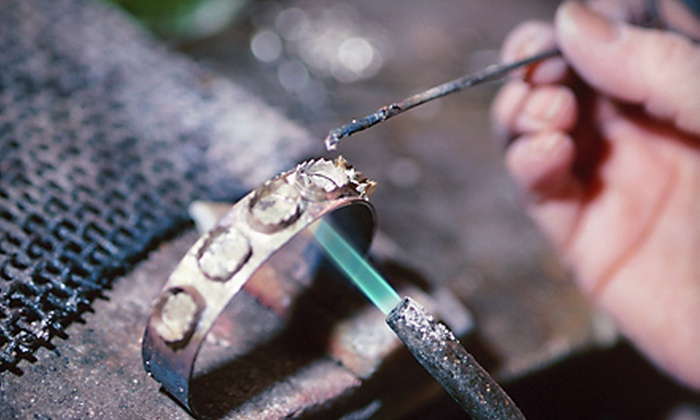 Jubili Beads & Yarns - Collingswood: Flamework or Metal-Smithing Jewelry-Making Classes at Jubili Beads & Yarns in Collingswood