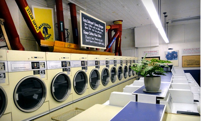 Oxford Laundry - Fenway - Kenmore - Audubon Circle - Longwood: $30 for $60 Worth of Laundry Pickup and Delivery from Oxford Laundry
