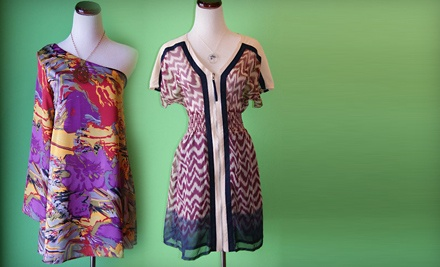 $30 Groupon to Chocolate Peacock Boutique - Chocolate Peacock Boutique in Omaha