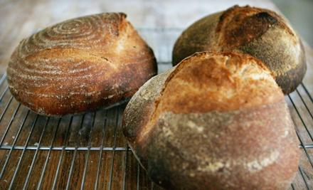 Starter Bread-Making Workshop for 1 - Sour Flour in Chicago