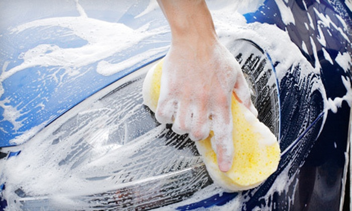 Monterey Car Wash - Alhambra: 1 Gold Car Wash or 10 Basic Car Washes at Monterey Car Wash in Monterey Park (Up to 55% Off)