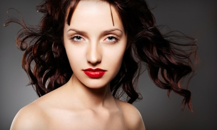 Platinum Image Salon - Abbotsford: $35 for $70 Worth of Salon Services at Platinum Image Salon
