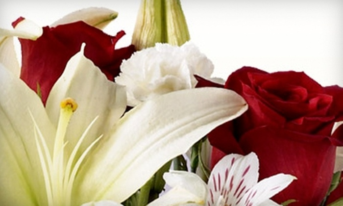 Broadway Florists - Wellington Crescent: $25 for $50 Worth of Floral Arrangements at Broadway Florists