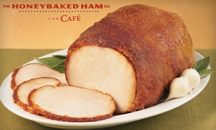 HoneyBaked Ham - West Riverside: $12 for a Smoked or Roasted Turkey Breast (Up to $25.95 Value)