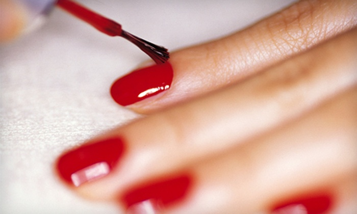 Southwest Nails - Ken Caryl: $25 for a Shellac Manicure at Southwest Nails in Littleton ($44 Value)