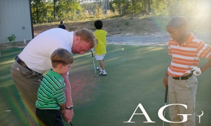 Augusta Golf Instruction - Belair: $35 for Short Game Tune-up and One Hour of Putting and Chipping Instruction with a Hank Haney Pro ($70 Value)