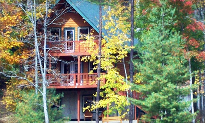 Red River Gorge Zipline Scenic Cabin Rentals