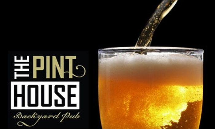 The Pint House - Downtown Fullerton: $15 for $30 Worth of Upscale American Fare and Craft Beers at The Pint House in Fullerton