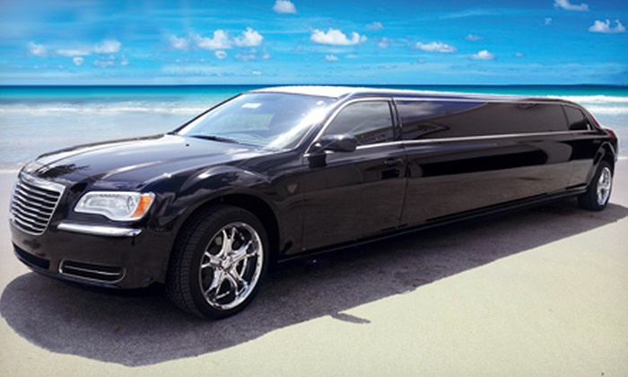 A Family Limousine - Goose Island: $99 for a Three-Hour Wedding Limo Ride for Up to Nine from A Family Limousine (Up to $225 Value)