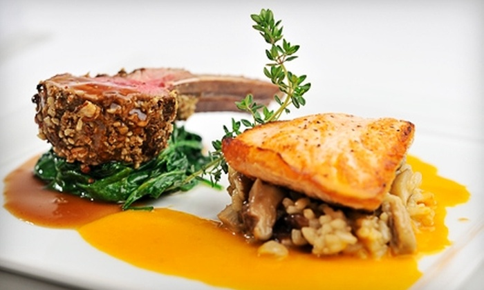 Triangle Grille - Downtown Lexington: $20 for $40 Worth of Creative Regional Cuisine and Drinks at Triangle Grille