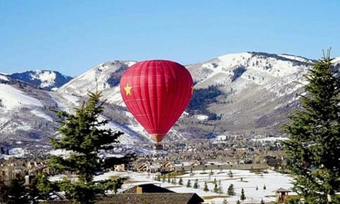 Morning Star Balloons - Rio Grande: $125 for a One-Hour Hot Air Balloon Ride with Morning Star Balloons ($200 Value)