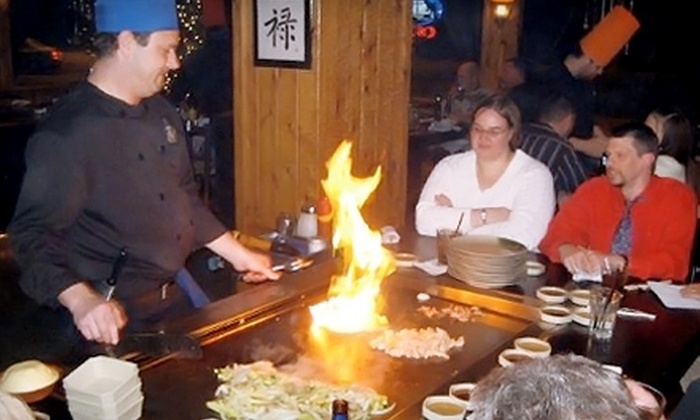 Timsan's Japanese Steak House - East Green Bay: $15 for $30 Worth of Hibachi-Style Fare at Timsan's Japanese Steak House