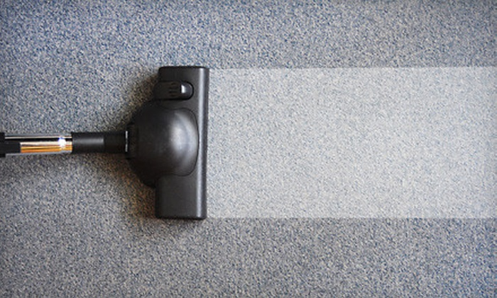 Rhino Carpet Cleaning - Evansville: Carpet Cleaning for Two or Three Rooms from Rhino Carpet Cleaning (Up to 51% Off)