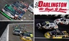 "Darlington Raceway - Darlington: $20 for General Admission and a Pit Pass to the ""Too Tough to Tame 200"" Race on Saturday, August 14 ($40 Value)"