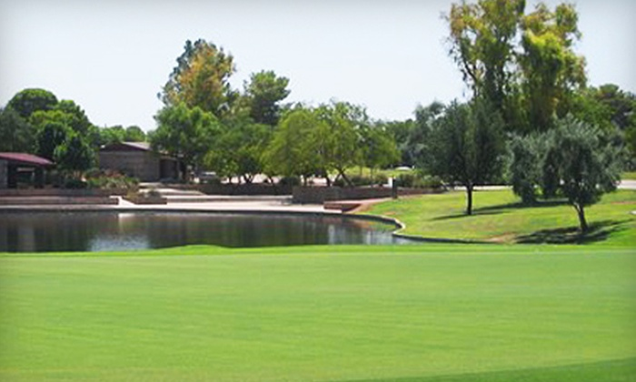 Arizona Golf Instructor - Tempe: Golf-Lesson Package at Arizona Golf Instructor in Mesa. Four Options Available.