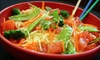 Flat Top Grill c/o Perich Advertising - Pittsfield: $10 for $20 Worth of Create Your Own Stir-Fry at Flat Top Stir-Fry Grill