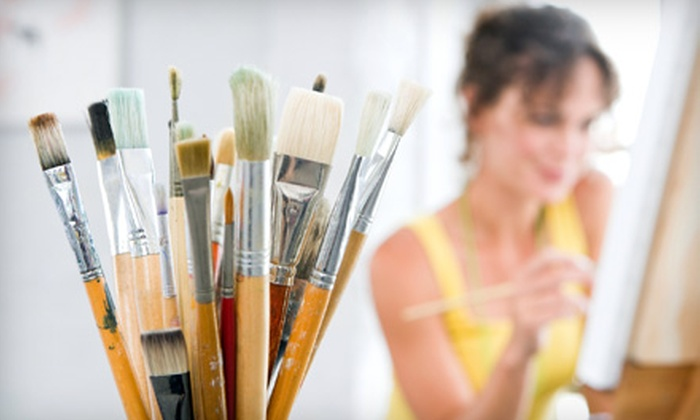 Valley Art Supplies - Easthampton Town: $10 for $20 Worth of Paints, Canvases, and Art Materials at Valley Art Supplies in Easthampton