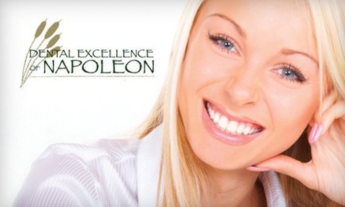 Dental Excellence of Napoleon - Napoleon: $99 for a Dental Exam, Cleaning, X-rays, and Custom Whitening Kit at Dental Excellence of Napoleon ($315 Value)