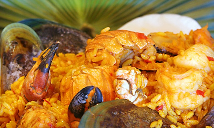 Havana Grill - Paradise: Cuban Fare for Dinner or Lunch at Havana Grill (Half Off)