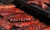 Texas Tony's BBQ Shack - East Naples: $7 for $15 Worth of Barbecue Fare at Texas Tony's BBQ Shack