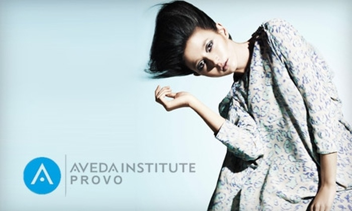 Aveda Institute Provo - Grand View North: $20 for $45 Worth of Salon and Spa Services at Aveda Institute Provo